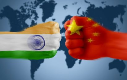 India cannot catch up with China's economy