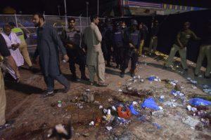 PAKISTAN-UNREST-EXPLOSION