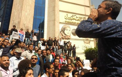 Court in Cairo, Egypt releases protesters