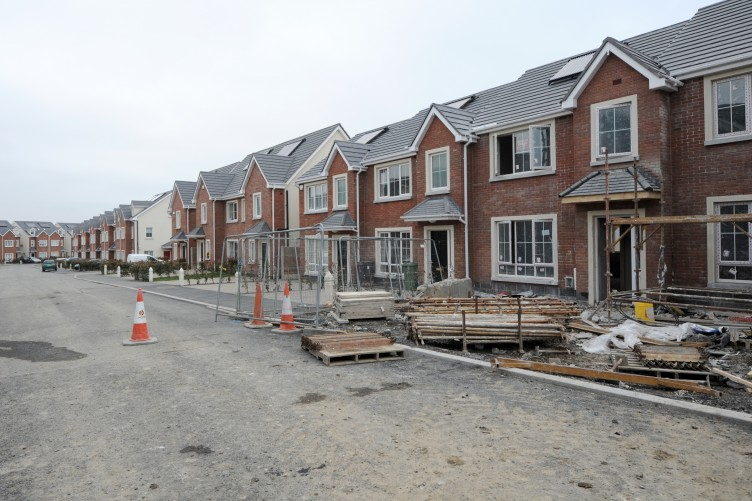 Social housing project boycotted by Dublin residents