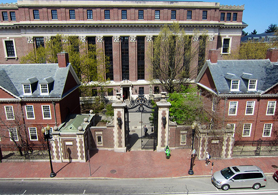 Oldest social club at Harvard doesn't admit women due to sexual misconduct potential