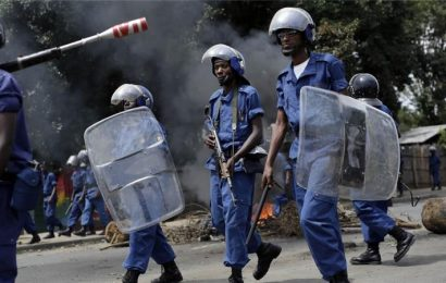 Turmoil and violences in Burundi investigated