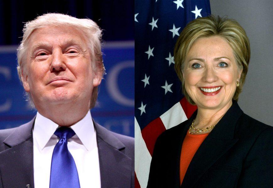 Donald Trump takes lead over Hillary Clinton