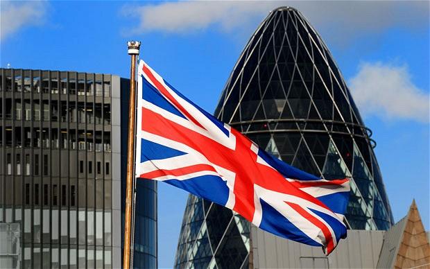 UK economy experienced slight grow