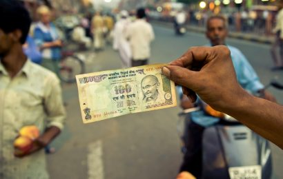 The Indian economy is the fastest growing in the world