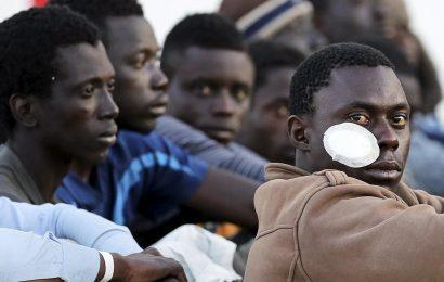 EU to aid Africa control migrant crisis