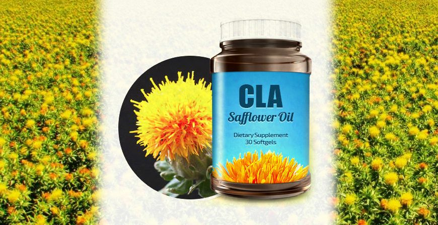 New CLA Safflower Oil stocks – sale discounts