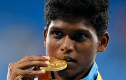 Mariyappan Thangavelu – the first Indian Paralympic gold winner
