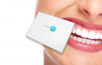 SoleilGLO Advanced Teeth Whitening System announces on-line discount packages
