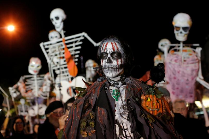 Halloween Parade 2016 – Best NY City Costumes