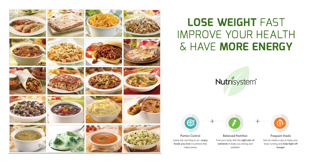 Nutrisystem diet plan – now available all across the United States
