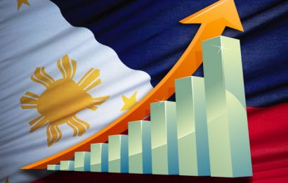 Economy in the Philippines is on the rise