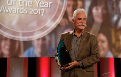 Australian of the Year pleas for medical research without politics