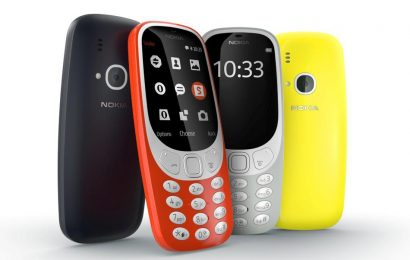 Nokia 3310 makeover – the classic best-seller device is back with new design