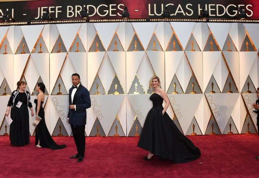 Fashion and good vibes at the Oscars 2017