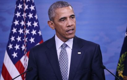 Former President Obama returns to politics