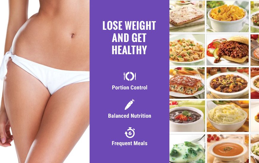 Nutrisystem – order the personalized diet plan at special prices