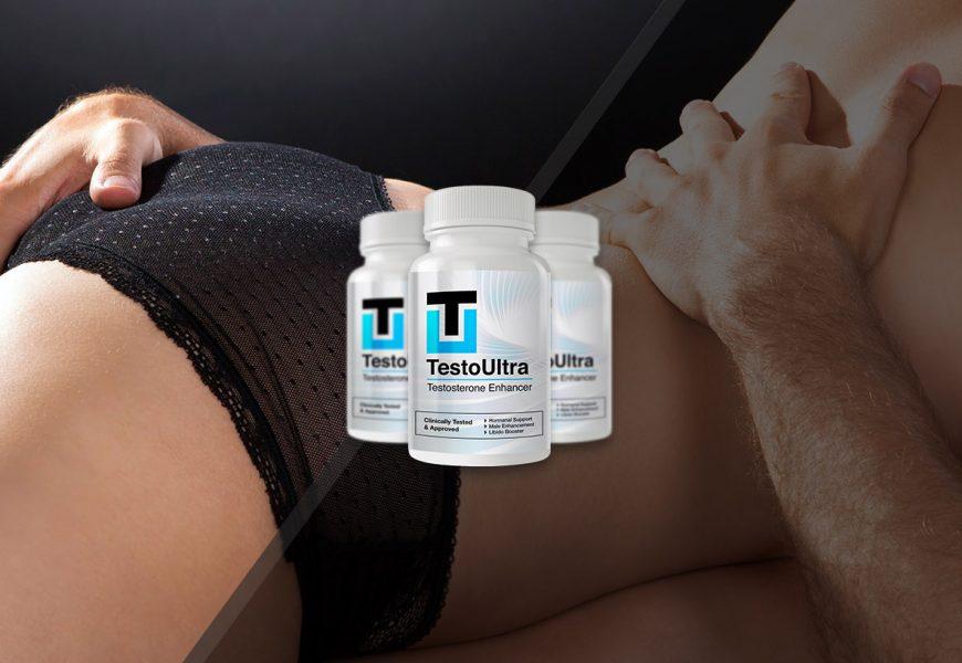 Testo Ultra UK & Ireland – Price & Offers – Buy Pills Online