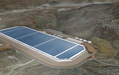 Europe Builds Its Own Battery Gigafactory in a Race for Green Power