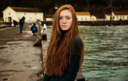 Romanian Photographer Travels the World to Capture Women's Beauty