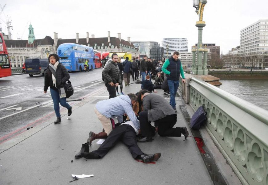 Police Admits They Knew One Suspect of the London Terrorist Attack