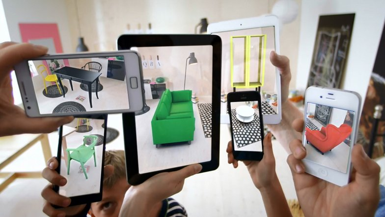 Iphone Augmented Reality Unlocks New Possibilities with ARKit
