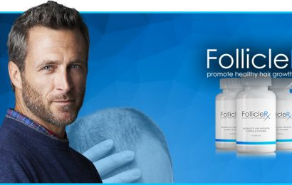 Introducing FollicleRx – New Natural Hair Growth Product
