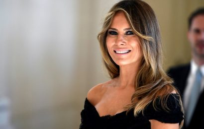 Melania Trump Lives in Her Own Way in Washington