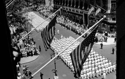 U.S.A. History – Iconic 4th of July Photos