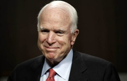 Senator John McCain is Fighting his Biggest Battle so Far