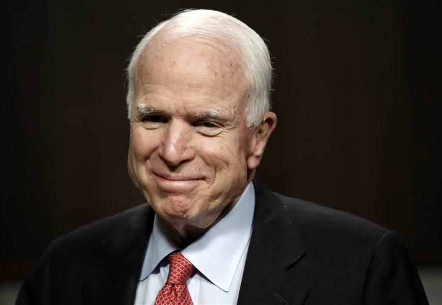 Senator John McCain is Fighting his Biggest Battle so Far