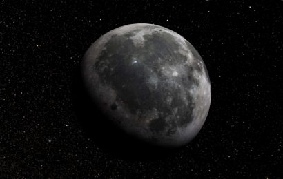 New Research Suggests That Moon's Interior May Contain Water