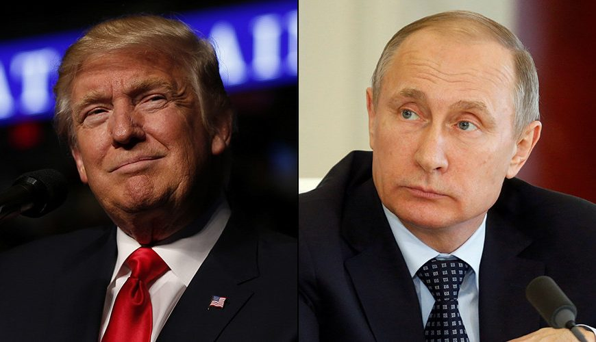 Donal Trump will meet Vladimir Putin in European trip
