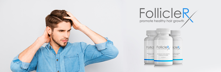 Follicle Rx – FollicleRx Capsules Price, Review, and Special Discounts