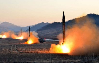 North Korea Missile Launch – A Challenge to Trump Administration