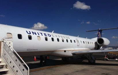 United Express Plane Caught Fire After Safely Landing at Denver Airport