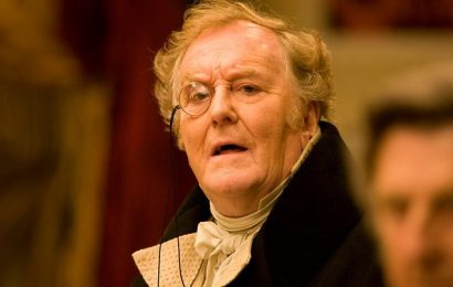 A tribute to Robert Hardy