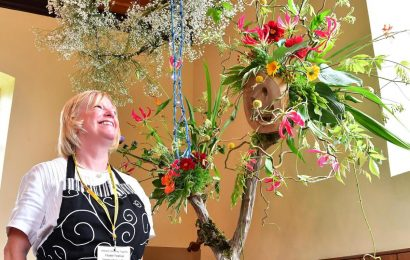 Aylsham flower festival – a Parish Church charity event