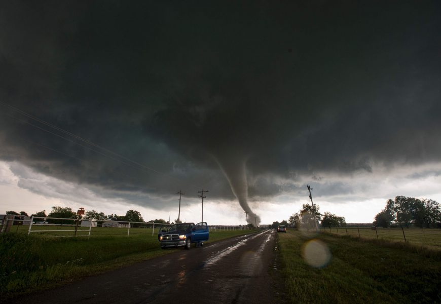 Tornado in Oklahoma Leaves 2 in Critical Condition