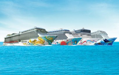 Norwegian Cruise Line Holdings announces strong revenues