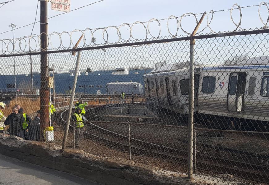 High-Speed Train Crash in Suburban Philadelphia – Multiple Injuries