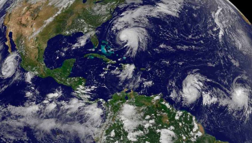Hurricanes Continue – Hurricane Maria is On Its Way and Getting Stronger