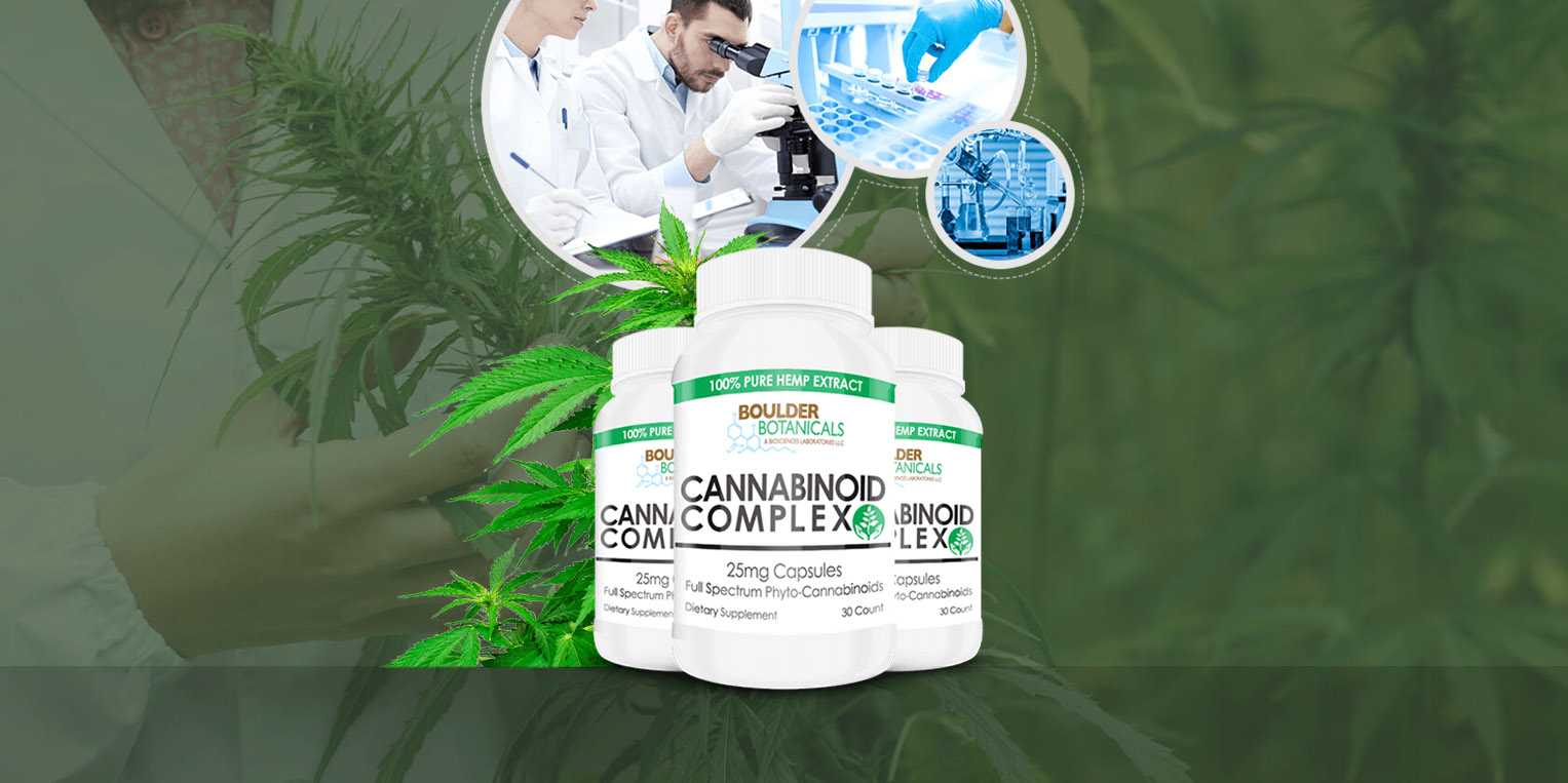 Cannabinoid Complex Pills Reviews - Prices and Offers Online