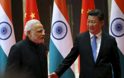 China and India Leaders Seek More Stable Ties