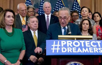 Democratic Leaders Agree on DACA Plan