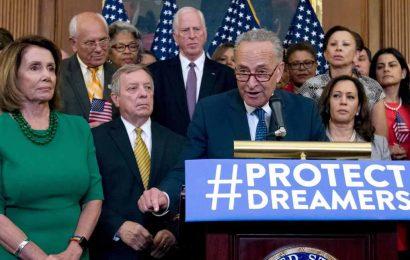 Democratic Leaders Agree on DACA Plan