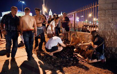 Las Vegas Gunman Kills 20 and Injures More Than 100