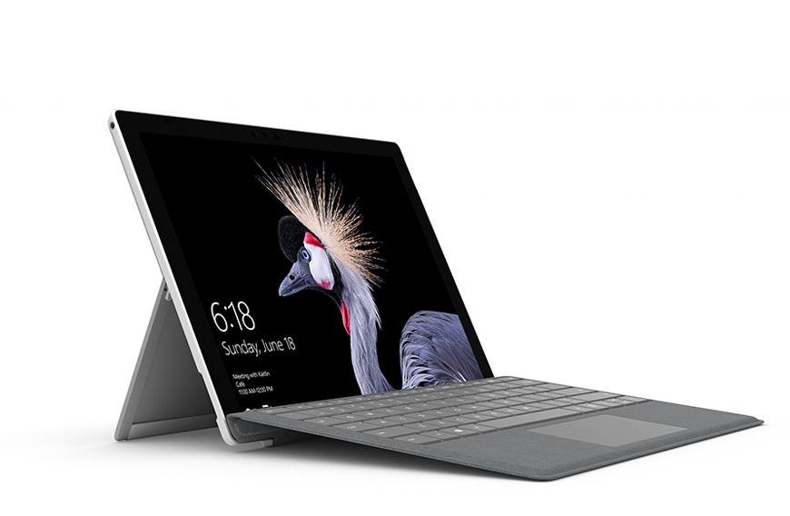 Microsoft's Cellular Surface Pro Launches in December