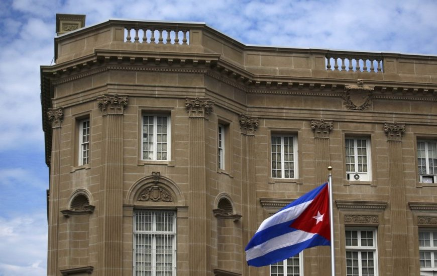 US to Expel Almost Two-Thirds of Cuba's Embassy Staff