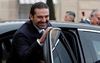 Lebanon's Prime Minister Saad Hariri's Resignation is on Hold